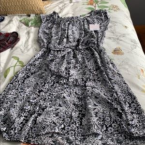 NWT Lauren Conrad midi dress